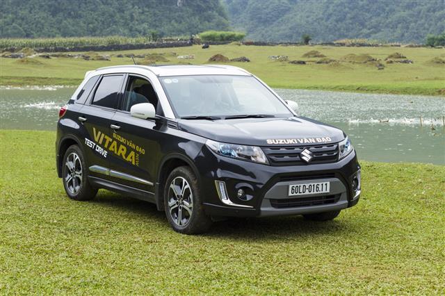 Suzuki New Vitara Car