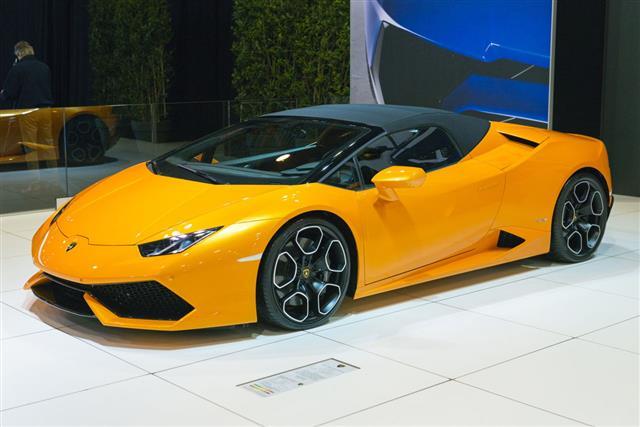 Lamborghini Huracan Lp 610 4 Spyder