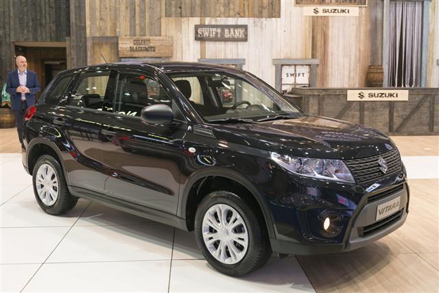 Suzuki Vitara Compact Crossover Suv