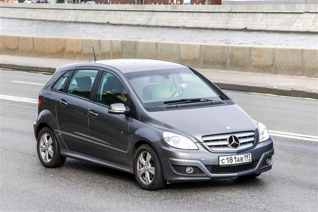 Mercedes Benz W245 B Class