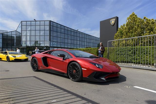 Ferruccio Lamborghini