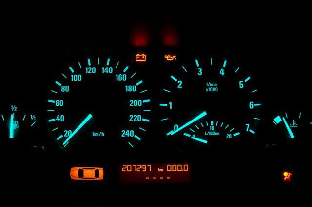 Car Instrumental Panel