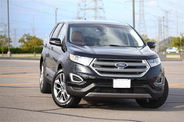 Ford Edge Titanuim