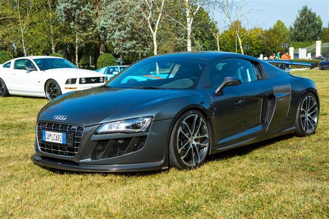 Audi R8 Gtr Abt