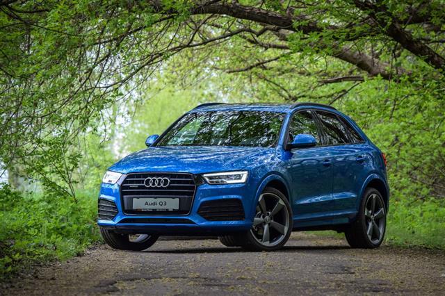 Audi Q3 2 0 Tfsi S