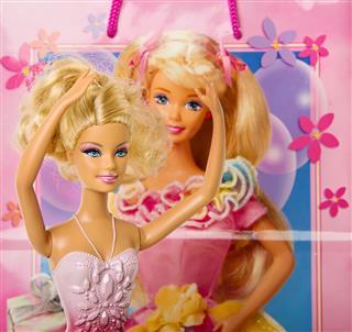Barbie Ballerina Fashion Doll