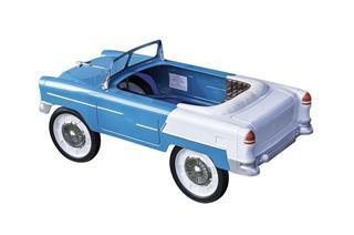 Retro Toy Pedal Car