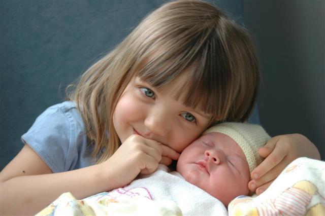 Childbirth in hospital