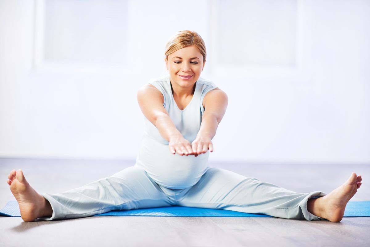 Arm Exercises for Pregnant Women