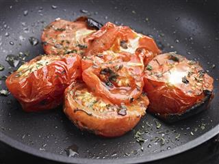 Baked Tomato