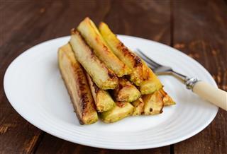Baked Zucchini Squash
