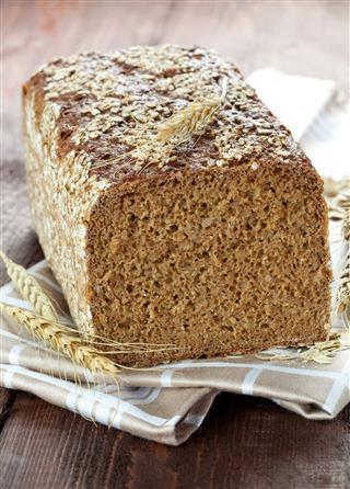 Fresh Wholemeal Bread