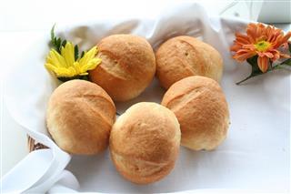 Fresh Baked Buns