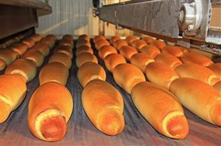 Baked Loaf Of Bread