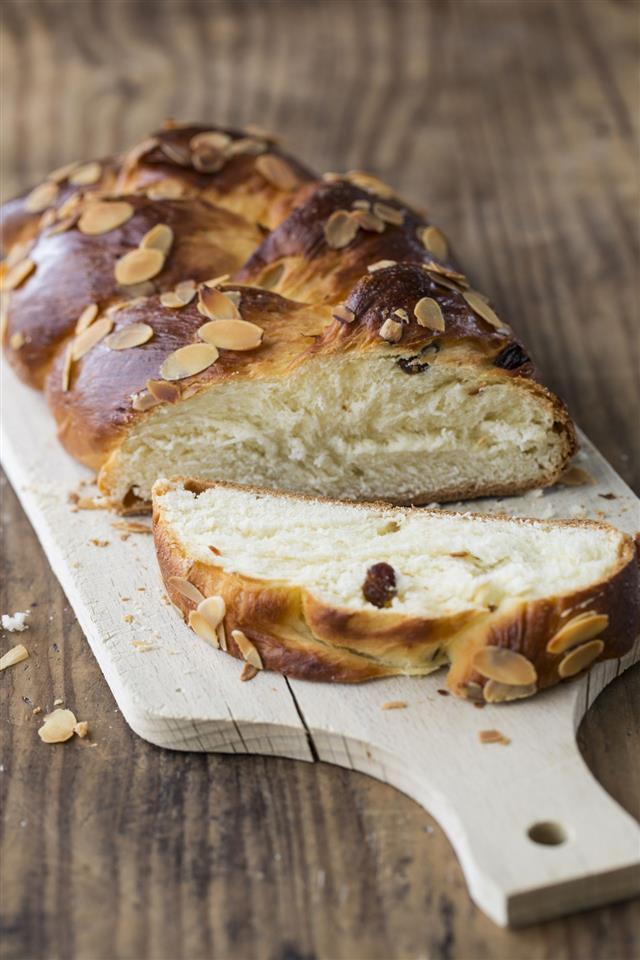 Sweet Yeast Bread