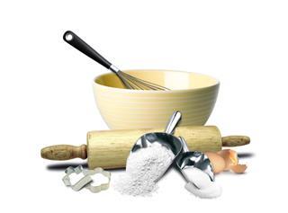 Cake Baking Preparation Tools
