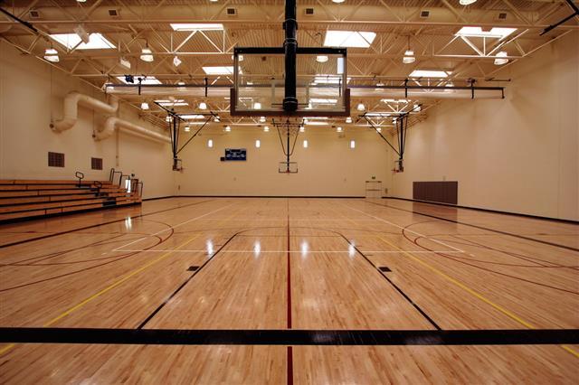 Basketball Temple