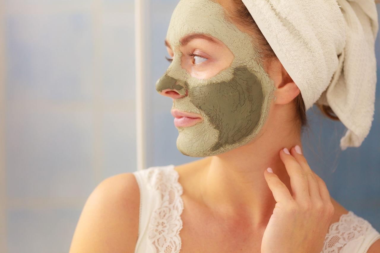 Green Clay Mud Mask