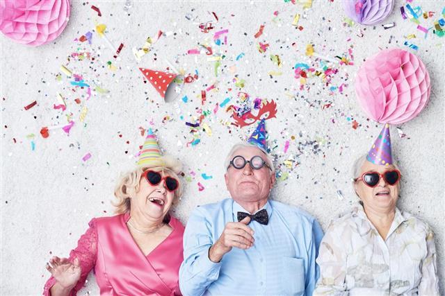 Senior Party