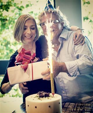 Senior Birthday Party Time