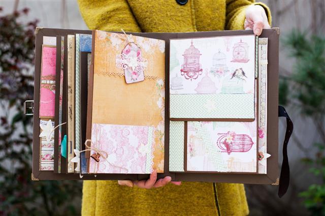 Scrapbook Handmade