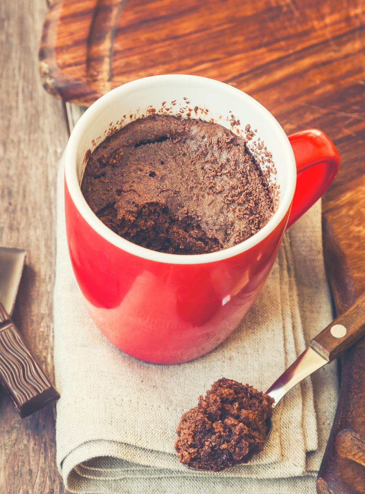 Pancake In A Mug Recipes