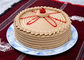 Bombay Coffee Cake