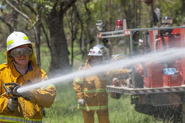 Rural Firefighter