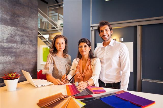 Interior Designer Team