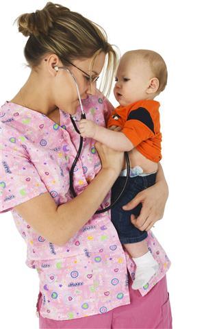 Pediatric Nurse