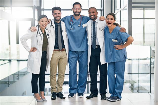 Meet The Members Of Medical Team