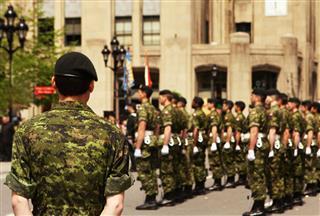 Army Discipline