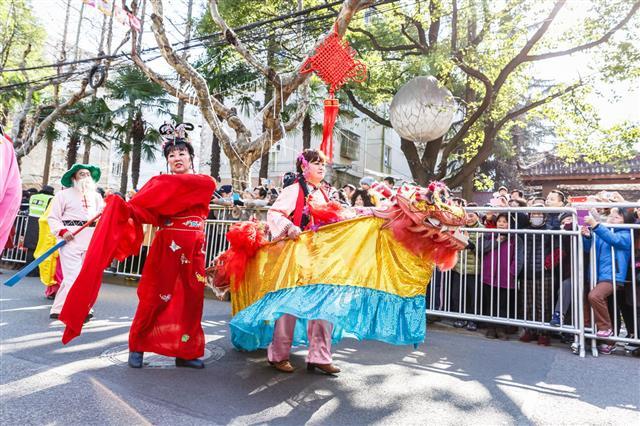 Traditional Cultural Performances Show