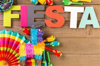 Celebrating Fiesta