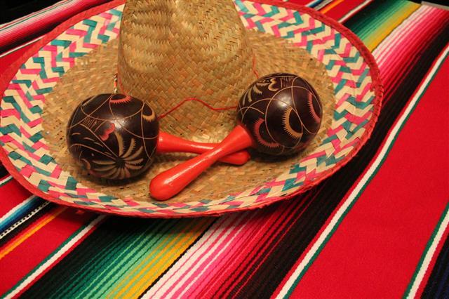 Mexico Fiesta Cinco De Mayo Decoration