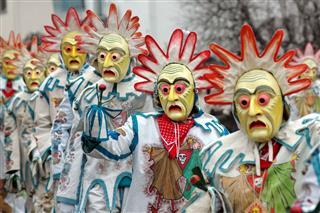 Carnival Fasnacht