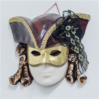 Handmade Carnival Venice Mask