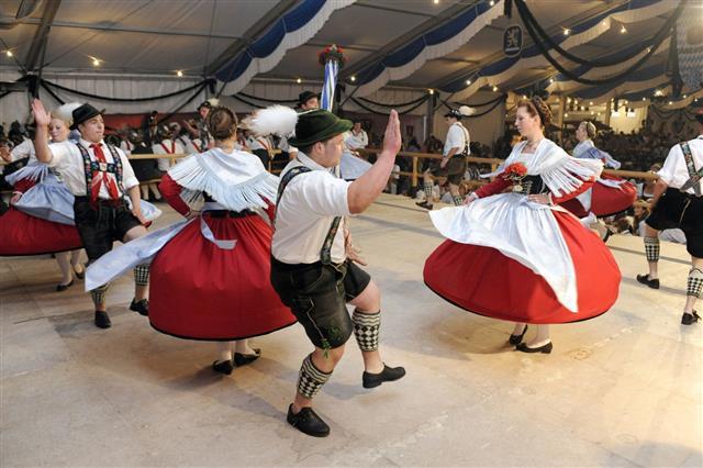 Dancer In Bavaria