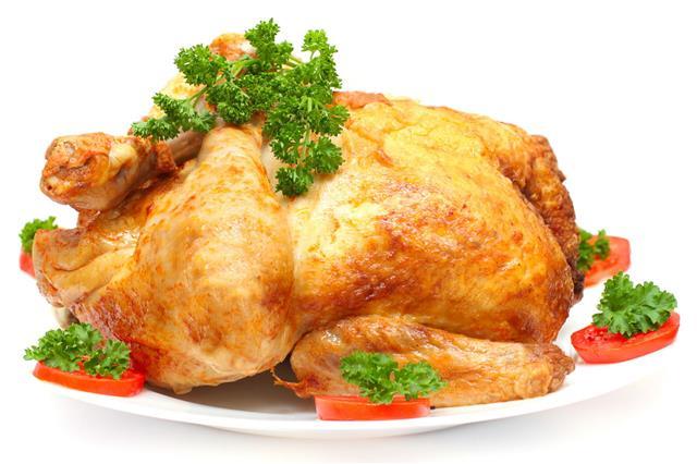 Baked Holiday Turkey