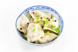 Hot Dumplings With Oil