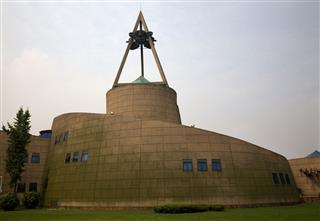 Sanxingdui Museum Chengdu Sichuan China
