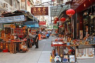 Cat Street Market
