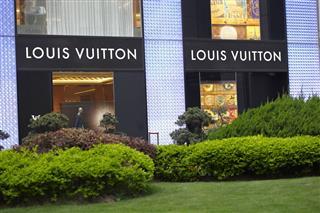 Louis Vouitton Store In Shanghai