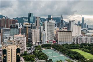 Cityscape Victoria Park Hong Kong