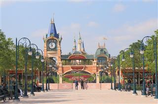 Shanghai Disneyland Resort China