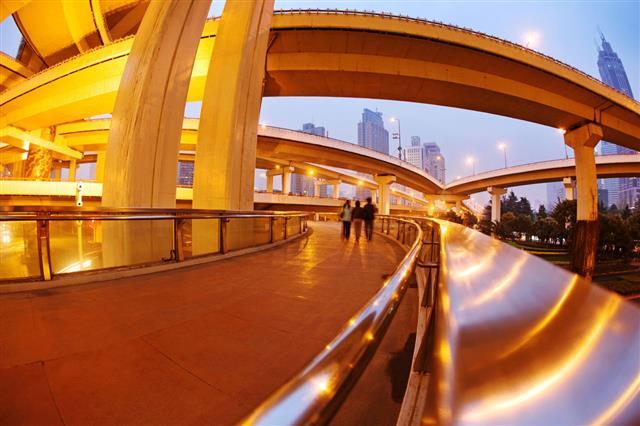 Megacity Shanghai