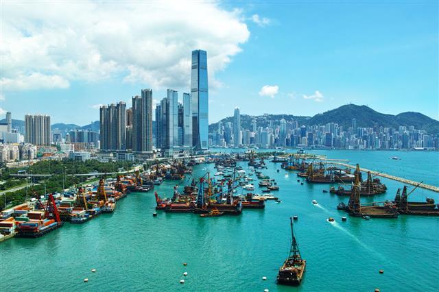 West Kowloon Hong Kong
