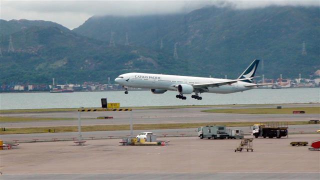 Hong Kong International Airport China