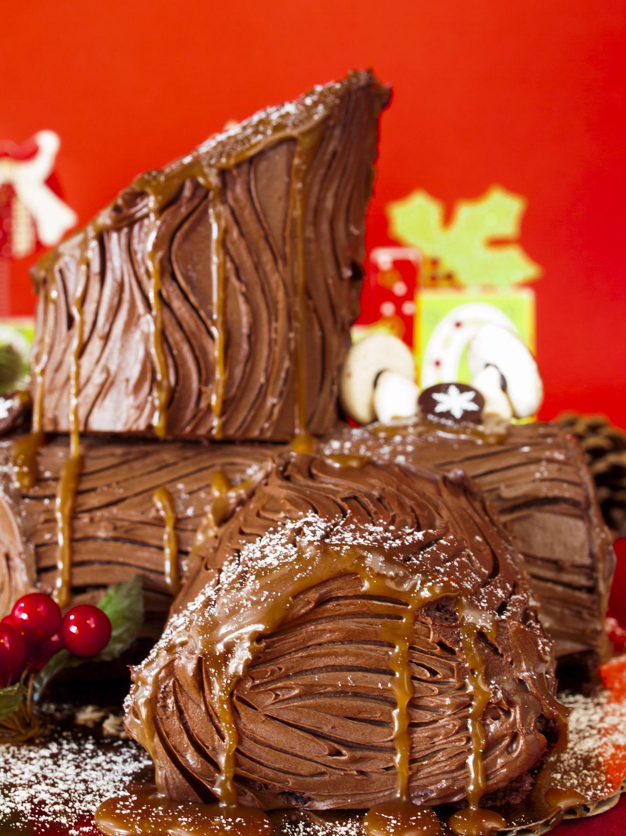 Yule Log Cake History