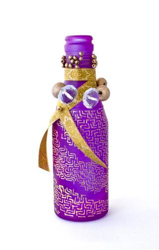 Decorative Handmade Bottle
